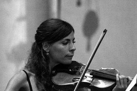 Alberta Giannini - violino