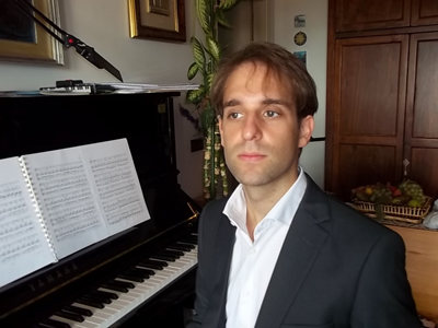 Ettore Chiurulla - pianoforte