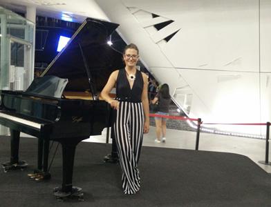 Eleonora Marchionni - pianoforte