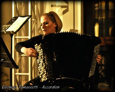 Eleonora Tomassetti - fisarmonica