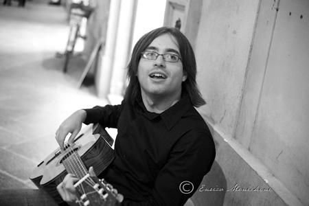 Luca Giuliani - chitarra