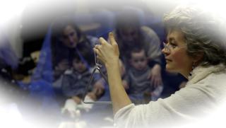 Weronika Skuzinska - pianoforte, direzione del coro