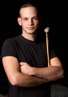 Giulio Calandri, docente di strumenti a percussione
