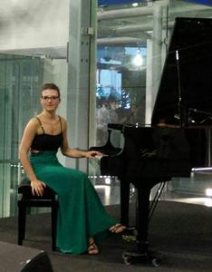 Federica Marchionni - pianoforte