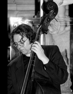 Luca Marzetti - contrabbasso